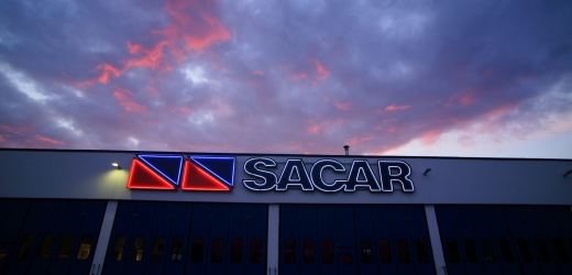 Sacar Spa scania